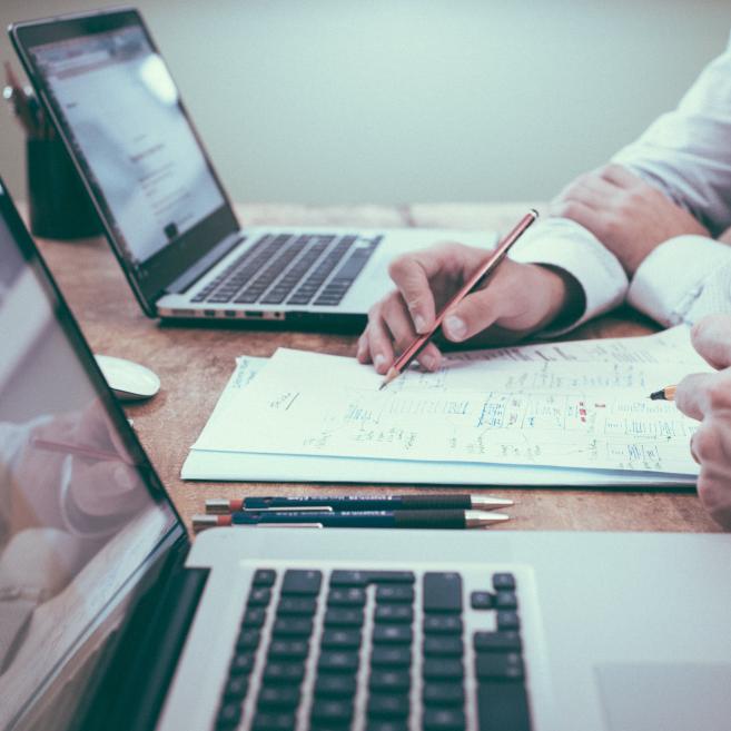 Planung ERP Enterprise Firma
